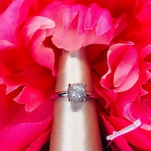 T&Co Paloma's Sugar Stacks White Gold/Diamond Ring